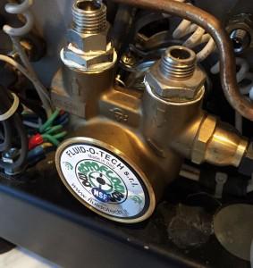 pump head rotary pump